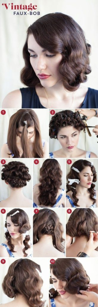 Simple Guidance For You In Roaring 20s Hairstyles Roaring 20s Hairstyles The World Tree Top